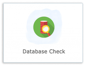 add a database checker in Mihanwebhost Monitoring Service