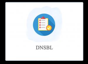 پایشگر DNSBL (بررسی بلاک بودن دامنه یا IP)
