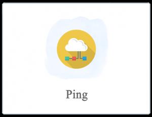 افزودن پایشگر Ping