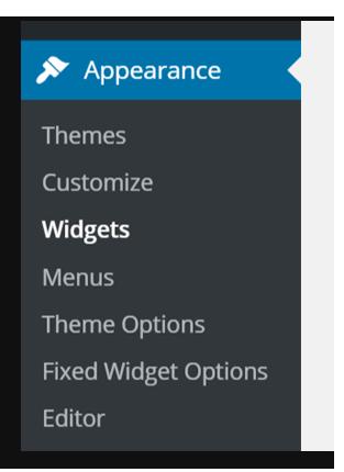 widget uptime
